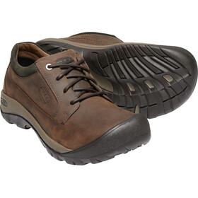 Keen M's Austin Casual WP Shoes choco brown/bla